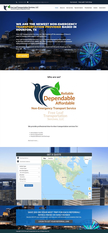 Free Leaf Transportation Services, LLC