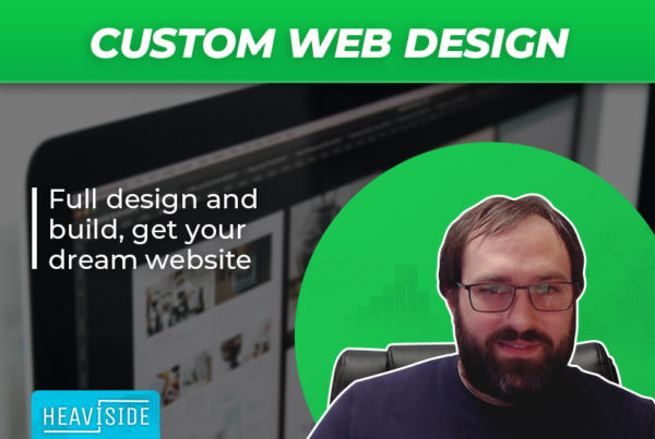 Build a custom wordpress website