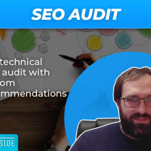 Do an expert SEO audit of your site