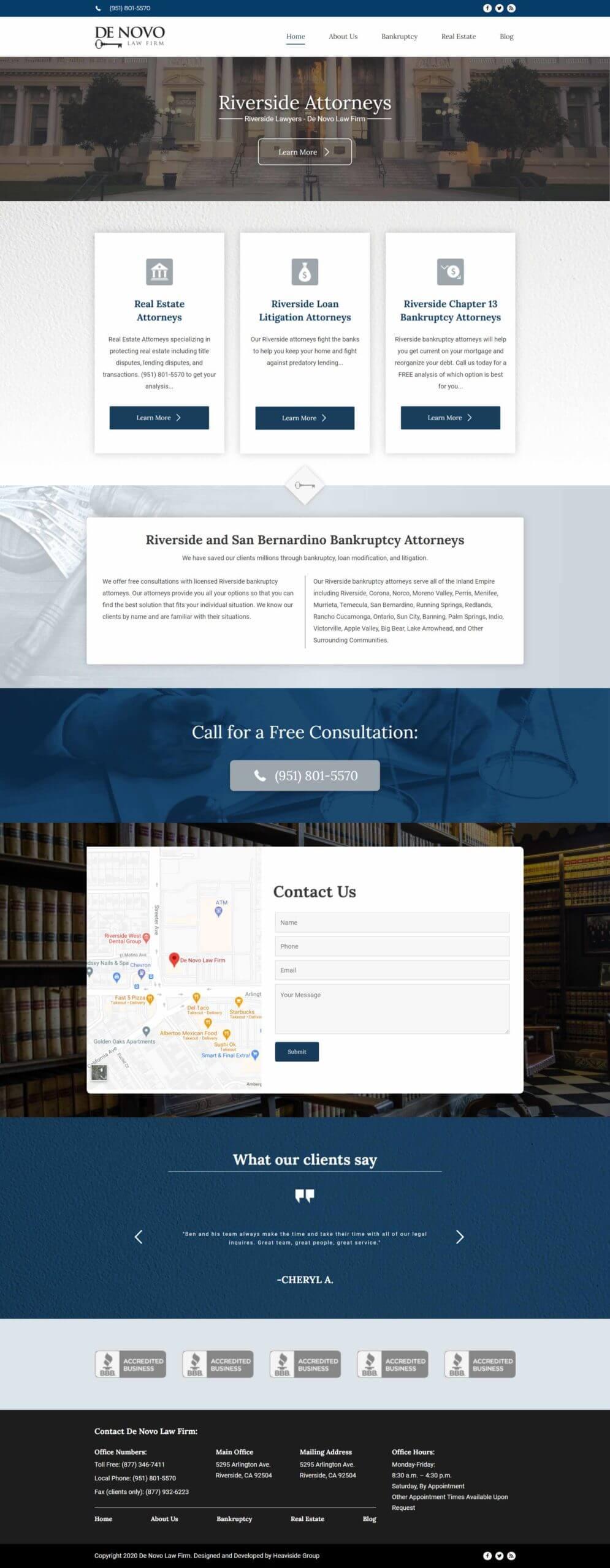 Denovo Law Firm