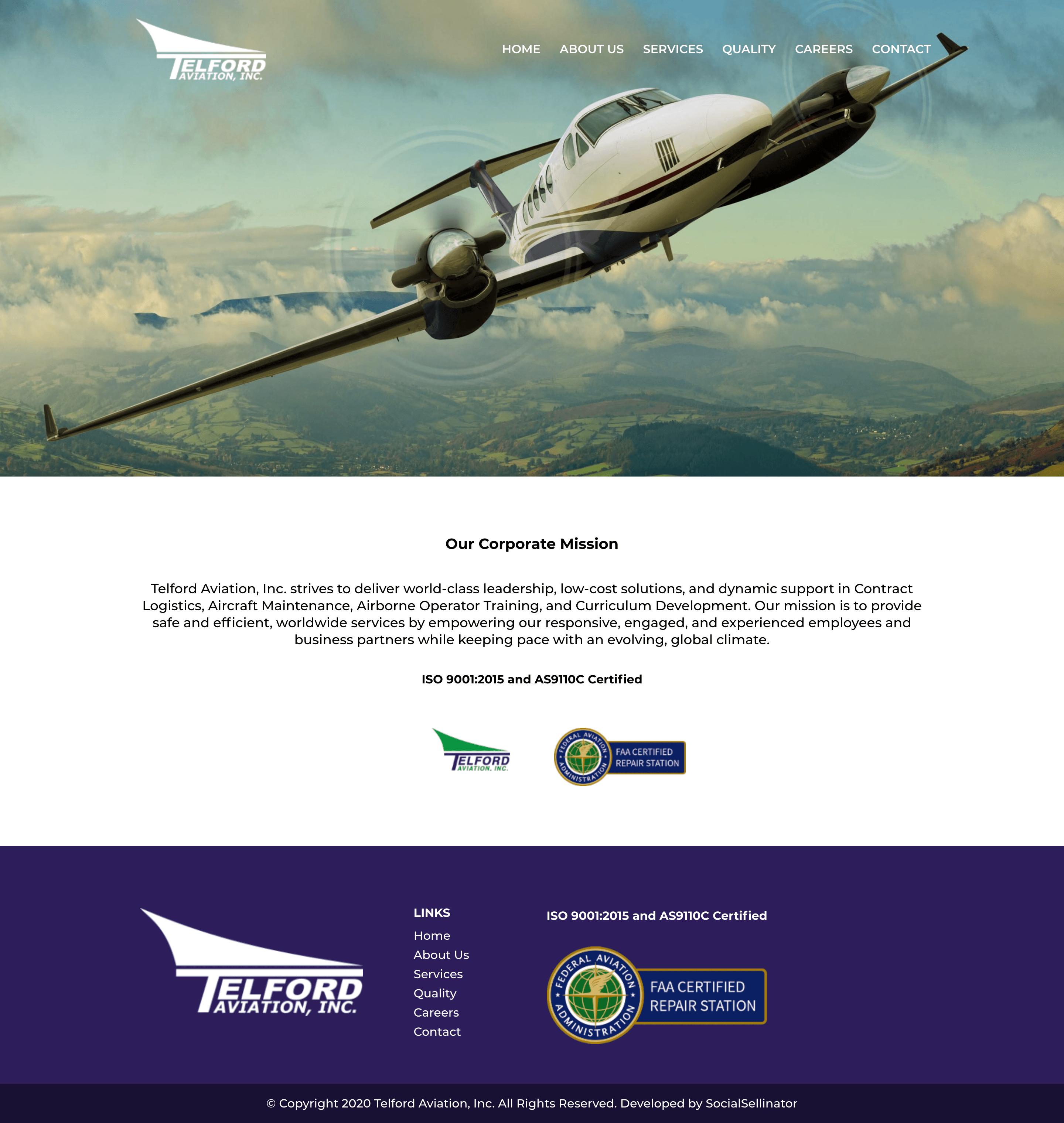 Tellford Aviation